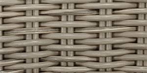 4SO Pure - plno okrúhly výplet z umelého ratanu